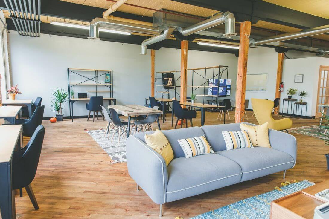 Co To Jest Loft – Mieszkanie Loftowe - Czym są przestrzenie industrialne – Hard Loft – Soft Loft - Loft and Design