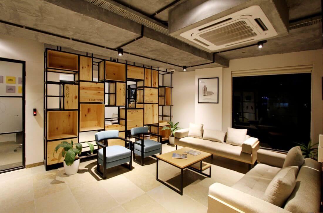 Polskie meble industrialne w światowej czołówce - loftowe mieszkanie z industrialnymi meblami