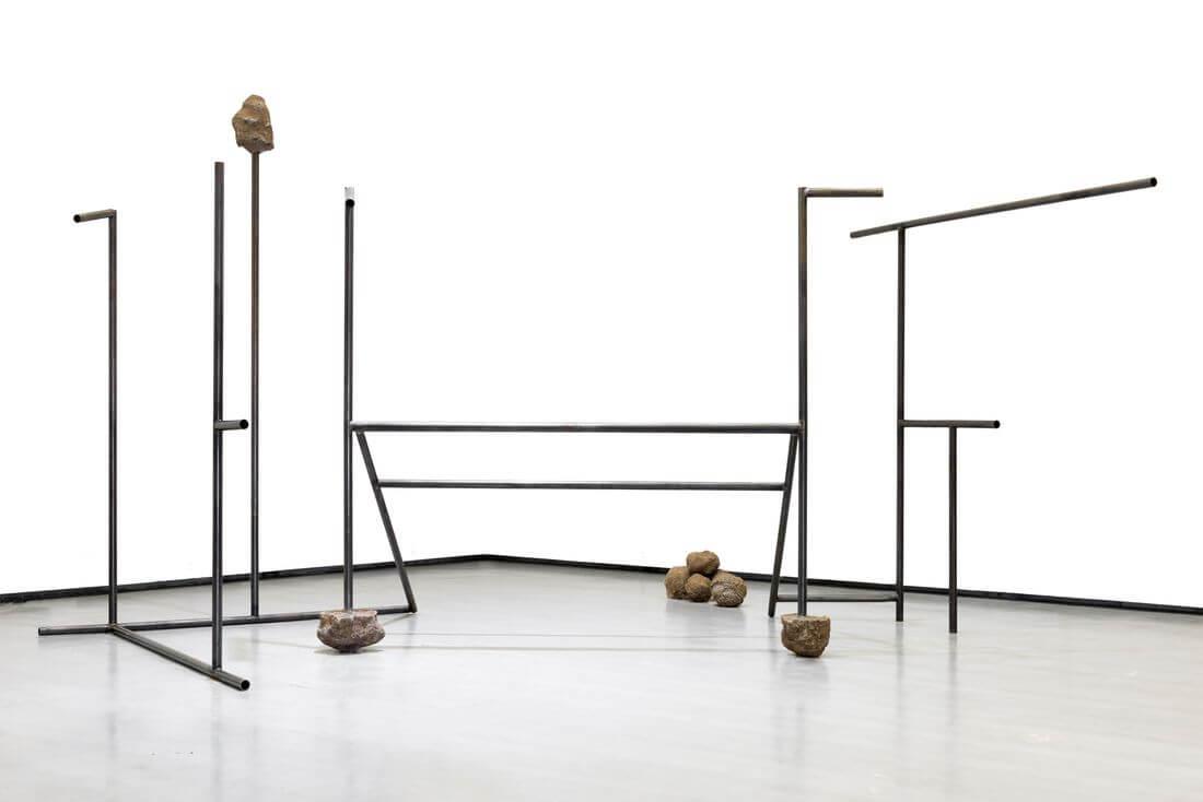 Ewa Axelrad - View of the exhibition in Vilnius - photo: Ewa Axelrad - Centre for Contemporary Art Ujazdowski Castle