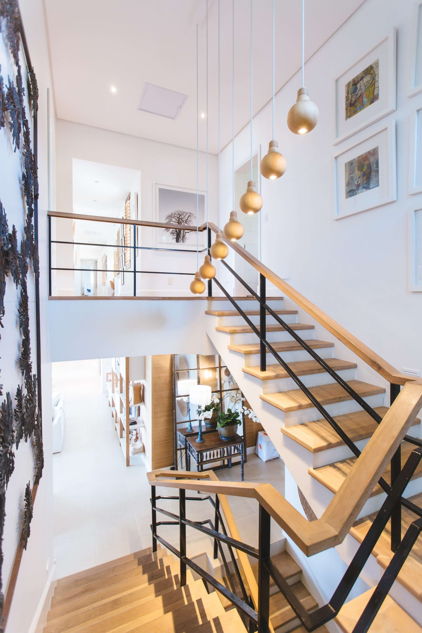Loft Apartment with staircase